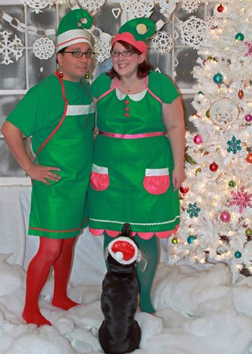 Diy elfsantas helper costume includes how to make the hat video diy elfsantas helper costume includes how to make the hat video tutorial happy holidays id make room for a long sleeved shirt underneath an solutioingenieria Images