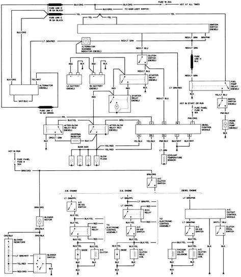 [DIAGRAM] 2001 Sonoma Fuse Diagram
