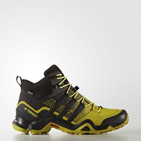 seleccione para genuino en stock variedad de diseños y colores Tenis TERREX Swift R Caña Media GTX | Zapatos hombre botas ...