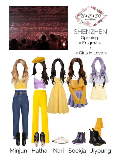 BSW World Tour: Shenzhen 190612 created by bittersweet_official        on ShopLook.io perfect for Weekend. Visit us to shop this look. #Cocktail Party, #Weekend, #School, #Preppy, #Casual, #Classic, #Fall, #Summer, #Winter, #Spring, #Year Round, #All, #Above 45, #35-44, #25-34, #18-24, #Under 18