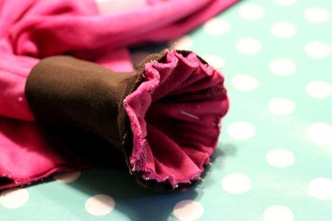 LaRaLiL: Bukser med indvendige lommer DIY   Lomme, Bukser