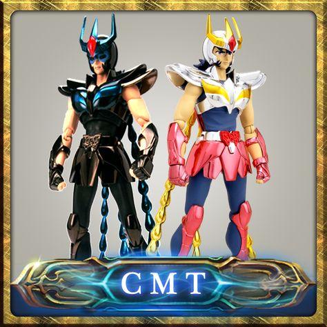 Cs models Metal Saint Seiya Myth Cloth EX Poissons Aphrodite Soul Of Gold