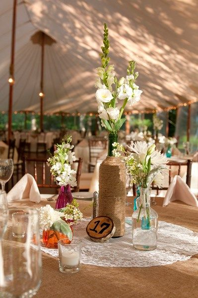 Stunning Outdoor Tent Wedding At Historic Clay Hill Farm Restaurant In York Maine Visit