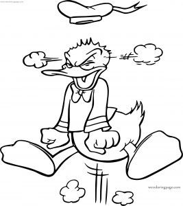 Idea By Wecoloringpage Coloring Pages On Wecoloringpage Donald