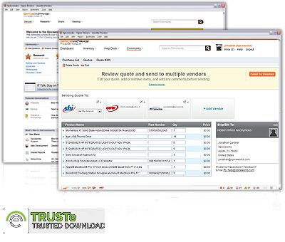Best Spiceworks Request For Quote Rfq Tool Images On