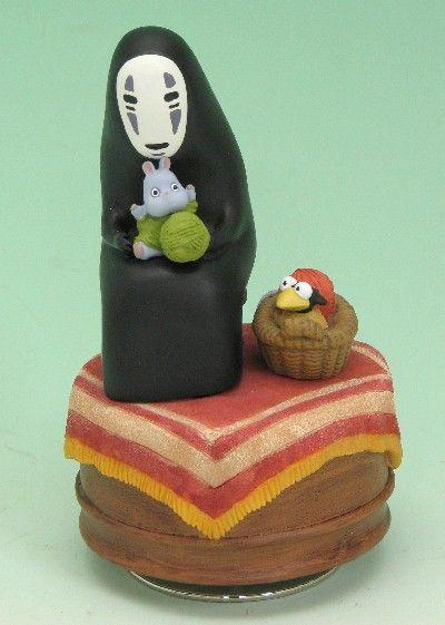 The Wonderful World Of Studio Ghibli おしゃれまとめの人気アイデア Pinterest Jen カオナシ グッズ オルゴール ジブリ グッズ