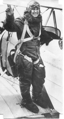 daring dames: marvel crosson, pioneer pilot - Pioneer Air Museum