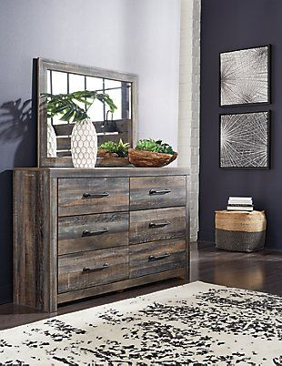Cambeck Queen Panel Bed With 4 Storage Drawers In 2020 Furniture Homestore Furniture Headboard Styles