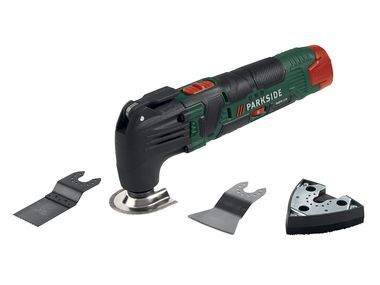 Parkside Akku Multifunktionswerkzeug Pamfw 12 B1 Power Tools Tools Lidl