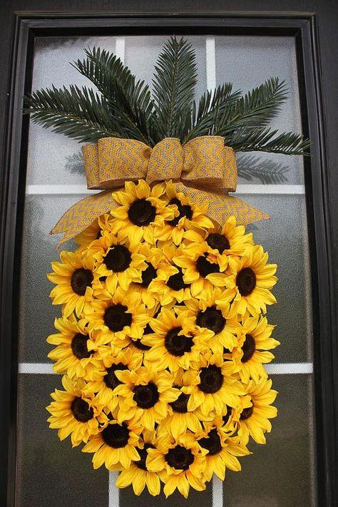 30 Stunning Summer Wreaths