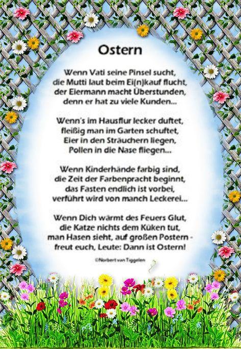 Frohe Ostern Gedichte Sprüche Frohe Gedichte Ostern