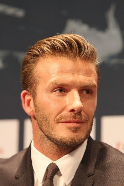 How to Get David Beckham's Undercut Haircut + 27 David Beckham ...
