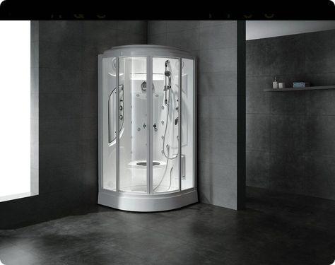 Danville Aromatherapy Steamshower Steam Showers Luxury Bathroom Sauna Shower