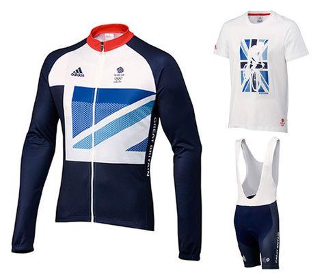 Team GB adidas Cycling Kit