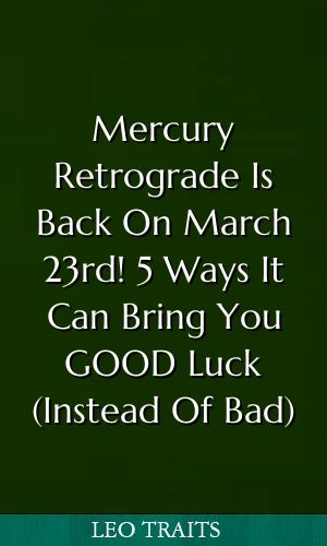 capricorn astrology march 5