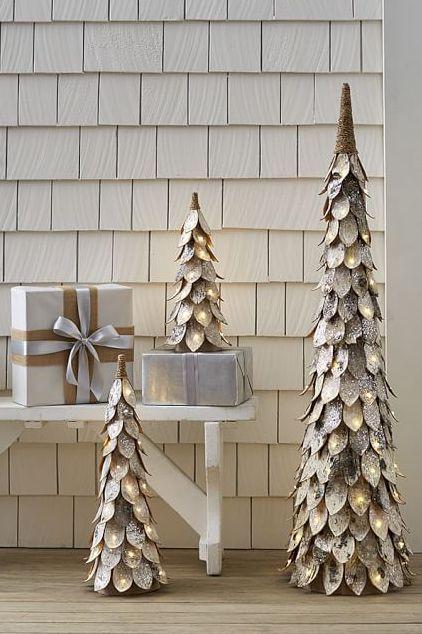 24+ Diy winter wonderland christmas decorations inspirations