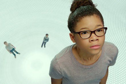 I Saw Myself In A Wrinkle In Time But I Had To Work Hard A