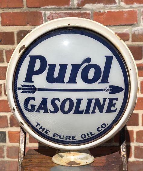 PURE GAS PUMP GLOBE