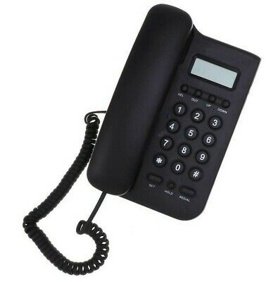 Details About Home Office Corded Standard Phone Answering System