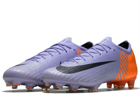 Nike Mercurial Vapor XII Elite FG Football Boots Black