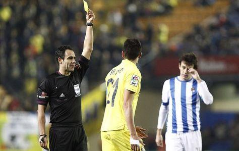 Velasco Carballo, árbitro español para el Mundial de Brasil