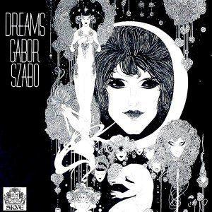 Gabor Szabo Dreams 2018 24bit Hi Res Album Cover Art Album Art Cover Art