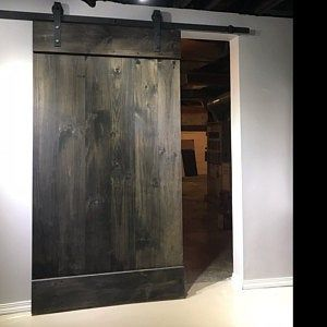 Custom Made Rustic Barn Door Double British Brace With Border Custom Barn Doors Rustic Barn Door Barn Door
