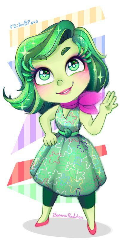 Desagrado By Bananaproduction Deviantart Com On Deviantart Disney Drawings Disney Art Disney Inside Out