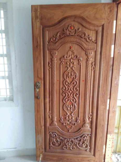 12 Fancy Wood Carving Designs In Chennai Photos Wood Carving Woodcarving101 Com In 2020 Front Door Design Wood Door Glass Design Main Door Design