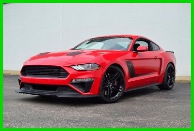 Ebay Ford Mustang Gt Premium 2018 Gt Premium New 5l V8 32v Manual Rwd Coupe Premium Fordmustang Ford Ford Mustang Gt Mustang Gt Mustang