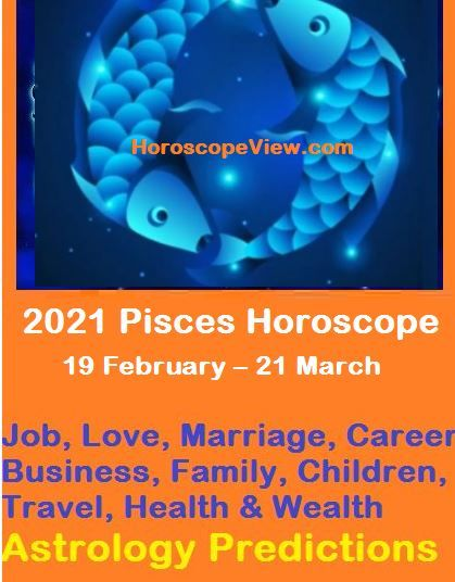 Astrology Room Yearly Horoscope 2021