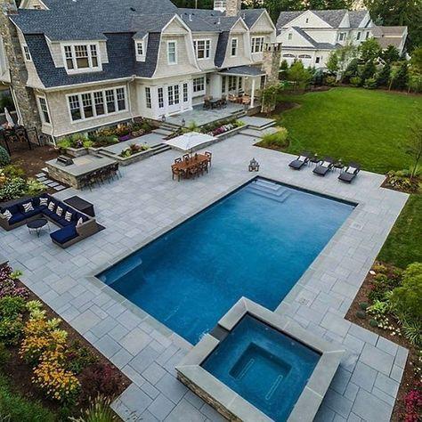 Average Backyard Pool Size - BACKYARD HOME