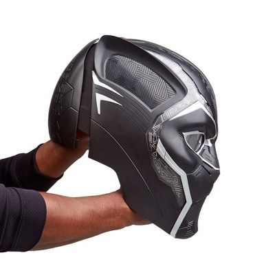 Mask Marvel Legends Black Panther Electronic Helmet