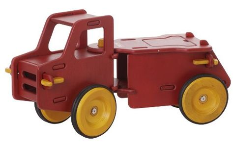 HABA Moover Dump Truck Red. 2013 Faire