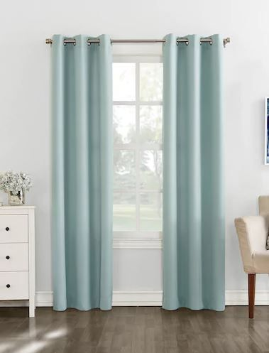 I Love These Curtains So Simple And Elegant The Big One 2 Pack