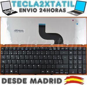 IFINGER Teclado Espa/ñol para port/átil Acer Travelmate 5742 5742ZG PK130DQ2A18