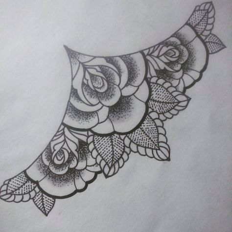 Ver esta foto do Instagram de @john_wolf_april 49 curtidas tattoo underboob rosea line