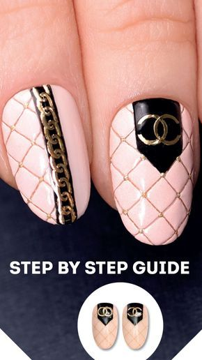 Step By Step Tutorial How To Do Nail Art Design Amazing 3d Nails Easy To Do Manicure Nailart Nails Nail Art Designs Diy Nail Designs 3d Nail Art Designs