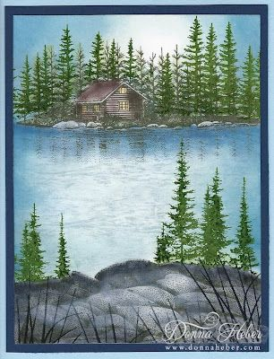 Lakeside Cabin for Veronica