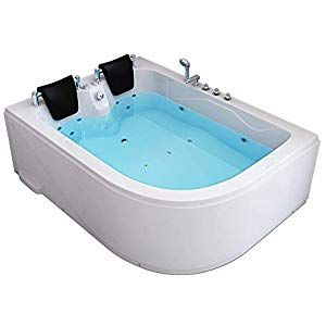 Home Deluxe Whirlpool Blue Ocean Xl Rechts Masse 180 X 120 X