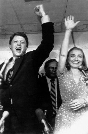 Hillary Clinton When She Was Young | Rodham' the movie: How to cast Hillary and Bill Clinton? - The ...