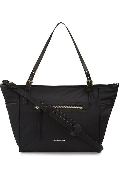 7ad55d992180 BURBERRY Nylon changing bag | Design: Nursery | Bags, Changing bag ...