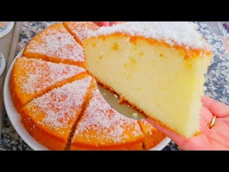 وكيكة المحلبات بالنشا و نكهة البرتقال قطنية سهلة سريعة ناجحة اقتصادية 100 و بحجم كبير Youtube Taart Brood