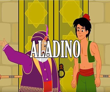 Aladino Y La Lámpara Maravillosa Cuento Corto Resumen Aladín In 2020 Family Guy Fictional Characters Guys