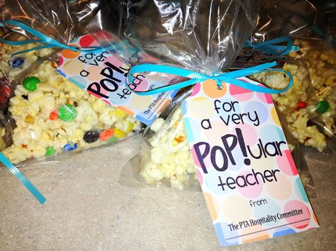 POPular Teacher Appreciation Gift