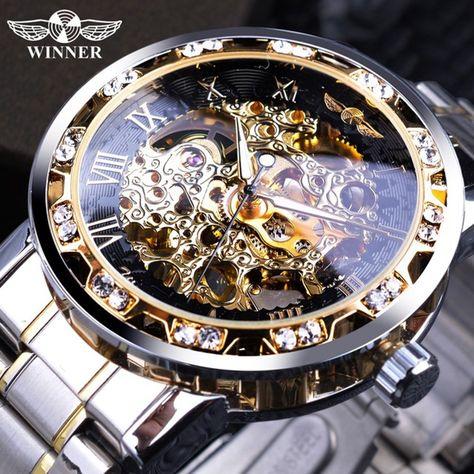 Luxury Watches, Rolex Watches, Wrist Watches, Diamond Watches For Men, Swiss Army Watches, Royal Design, Elegant Watches, Stylish Watches, Mechanical Watch