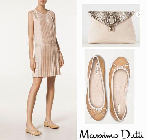 2da2d614a4 7 outfits preciosos de Massimo Dutti para ir de Boda