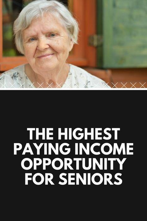 Good News For Seniors & Retirees