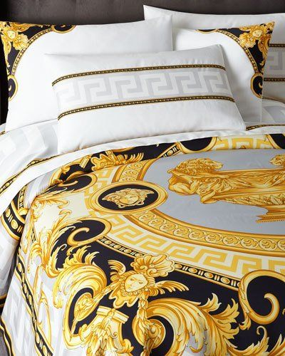 Versace Baroque Cotton Duvet And Matching Items Matching Items