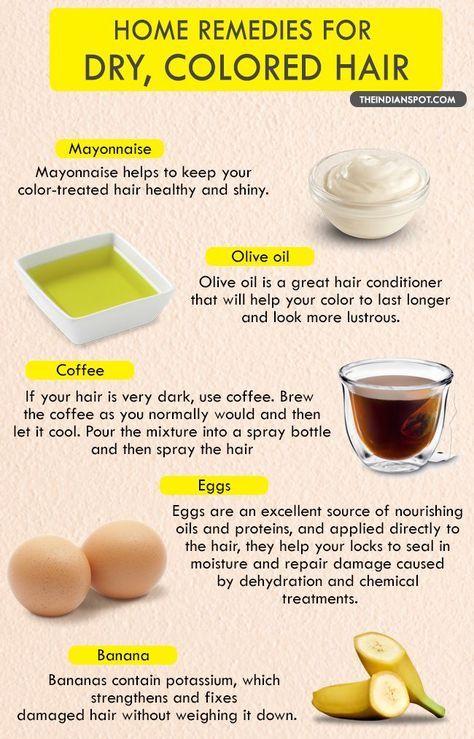 6 Diy Hair Mask Recipes For Every Hair Type Hair Masks Diy Hair